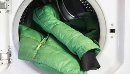 Как стирать куртку в стиральной машине-автомат?