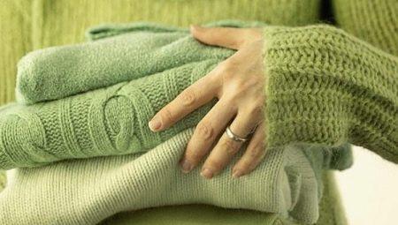 Как стирать шерстяные вещи?