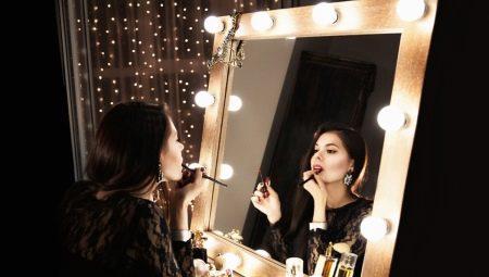 Зеркала для макияжа: виды и правила выбора