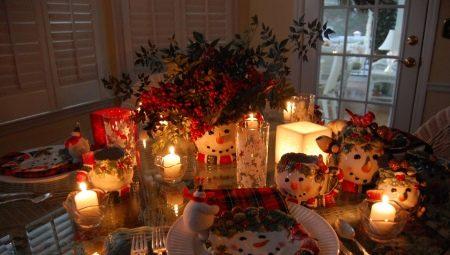 Как накрыть новогодний стол по всем правилам?