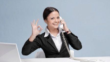 Тонкости делового общения по телефону
