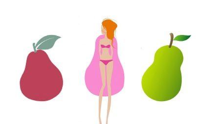 Фигура «груша»: особенности похудения и диеты