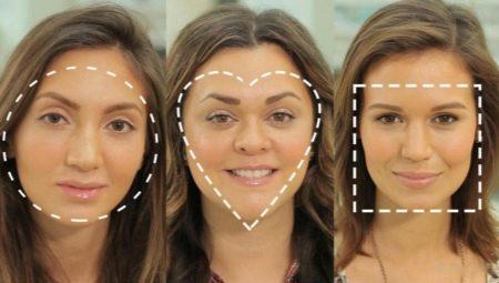 Формы лица: какие бывают, как определить свою и как подобрать макияж