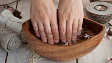 Готовим ванночки для укрепления ногтей