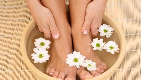 Ванночки для ног от грибка: противогрибковые домашние 99