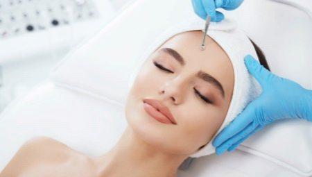 Технология проведения механической чистки лица