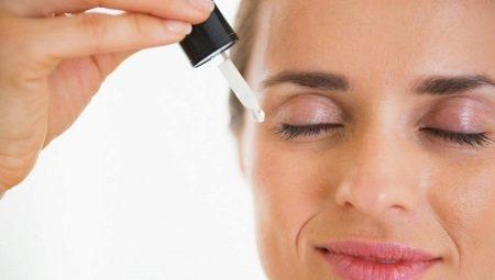 Сыворотка для глаз: использование и эффект