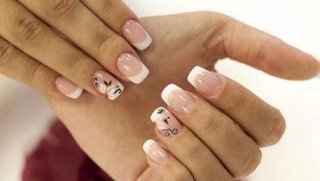 Рисунки На Ногтях Красивые Фото Маникюра