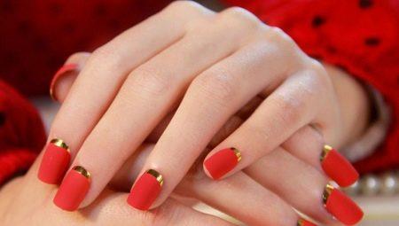 Идеи Маникюра На Средние Ногти