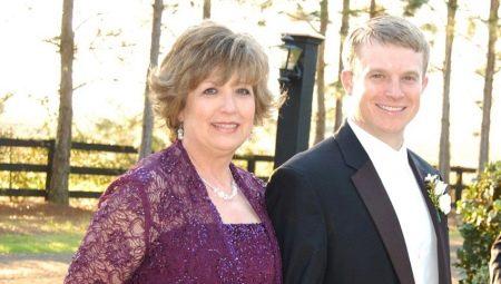 Что надеть маме жениха или невесты на свадьбу?