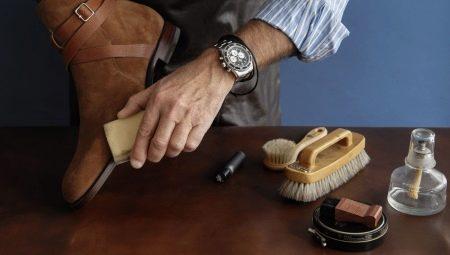 71a83849f Как ухаживать за замшей? Уход за замшевой обувью в домашних условиях ...