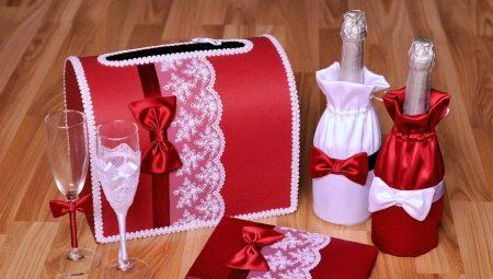 Как сделать свадебные аксессуары своими руками?