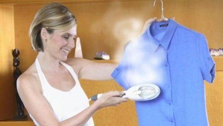 Как выбрать ручной отпариватель для одежды?