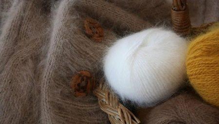 Особенности и варианты применения ангорской шерсти