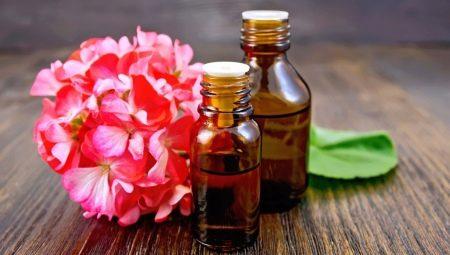 Эфирное масло герани: свойства, использование гераниевого масла