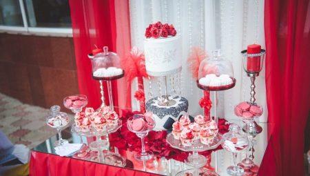 Сладкий стол на свадьбу: как накрыть и украсить?