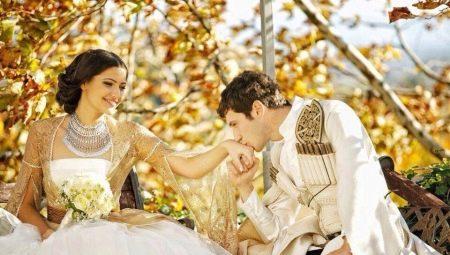 Традиции и обычаи грузинской свадьбы