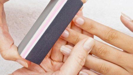 Бафы для ногтей: виды, выбор и использование