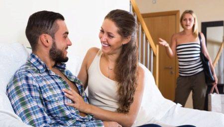 Жена изменяет мужу за его спиной!