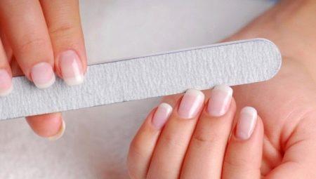 Как правильно пилить ногти?