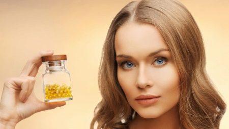Рыбий жир для волос: польза и вред, правила применения