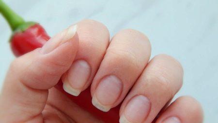 Строение ногтя: схема, описание и состав пластины