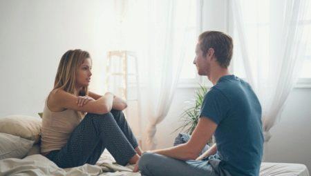Как сказать мужу или жене о разводе?