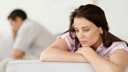 Как выйти из депрессии после развода?
