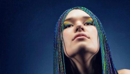 Много косичек на голове: особенности прически и правила плетения