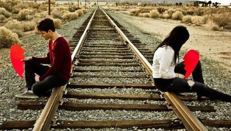 Расставание: причины, стадии и способы переживания