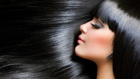 Как смыть черную краску с волос?