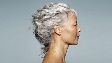 Как выбрать краску для седых волос?