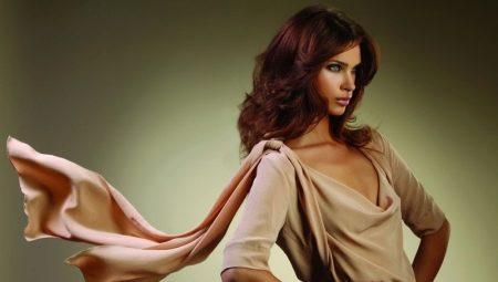 Особенности и палитра цветов красок для волос Prestige