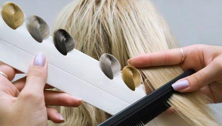В какой цвет перекрасить волосы
