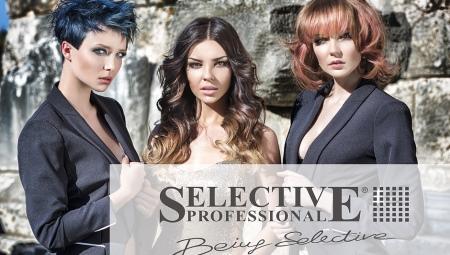 Все о красках для волос Selective