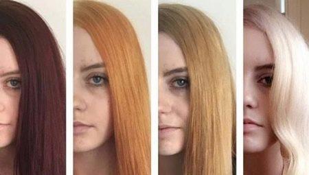 Как безопасно обесцветить волосы в домашних условиях