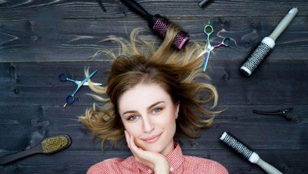 Как красиво уложить волосы без использования фена и утюжка?