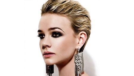 Как зачесать волосы назад: варианты красивых причесок