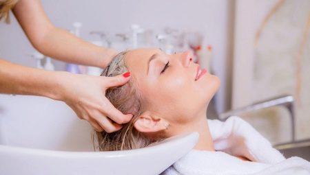 Особенности проведения спа-процедур для волос