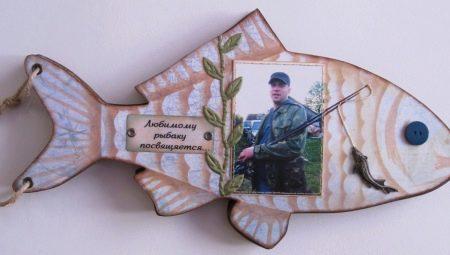 Подарок рыбаку: интересные и оригинальные идеи