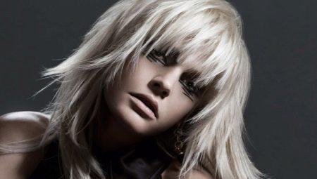 Рваные стрижки на средние волосы: особенности, разновидности, подбор, укладка