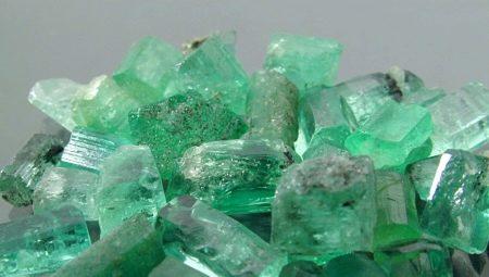 Гидротермальный изумруд: что это такое, свойства и применение