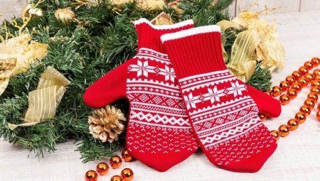 вязаные подарки на новый год какие новогодние сувениры можно