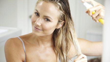 Как обесцветить волосы перекисью водорода?