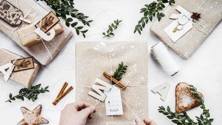 Как упаковать книгу в подарок?