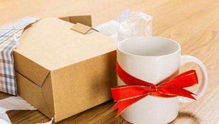 Как выбрать кружку в подарок?