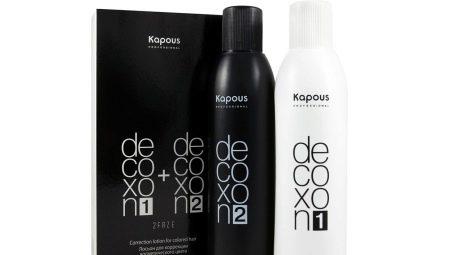 Смывка для волос Kapous: описание, плюсы и минусы, правила использования