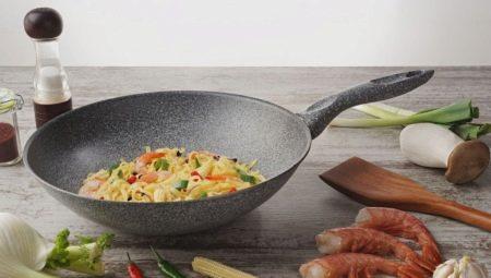 Сковороды вок: что это такое, для чего нужна и как выбрать?