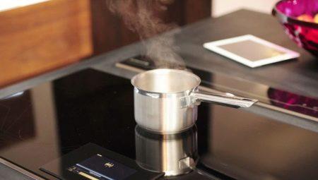Советы по выбору турки для индукционных плит