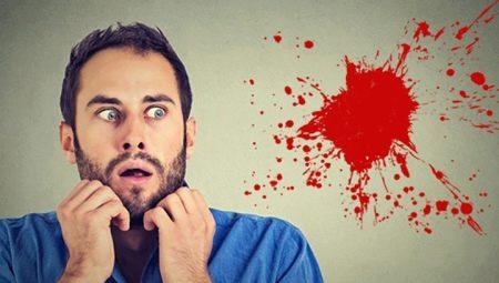 Гемофобия: описание, причины и лечение